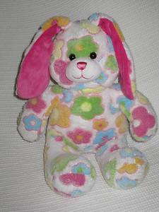 Flower Girls Stuffed Bunny